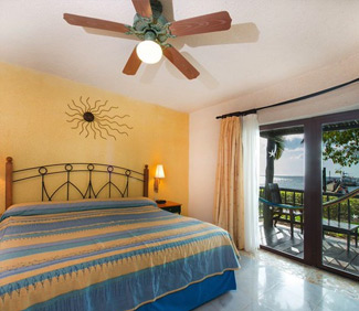 Ocean Front Standard Room - Iberostar Cozumel - 5 Star All-Inclusive - Mayan Riviera, Mexico
